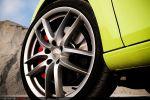 Seat Leon Cupra R Test - Felge Ansicht vorne