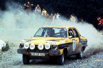 Opel Ascona A Rally Walter Röhrl Jochen Berger Europameister 1974