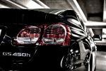 Lexus GS450h Test - Rückleuchten