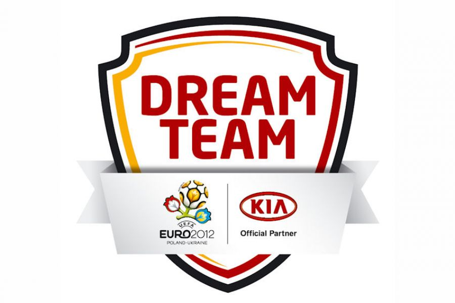 kia dream team edition satter preisvorteil zur fu ball em. Black Bedroom Furniture Sets. Home Design Ideas