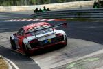 24 Stunden Rennen Nürburgring Nordschleife 2014 24h Eifel grüne Hölle Audi R8 LMS ultra Felix Baumgartner