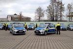 Toyota Yaris Polizeiauto Sachsen-Anhalt Kleinwagen 1.33 Vierzylinder Benziner
