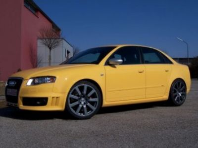 Prices  Audi RS4 for Spain