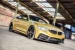 3DDesign BMW M4 Carbonfiber Dynamics Tuning Bodykit Aerodynamik Kit Carbon Sportwagen 3.0 TwinPower Turbo Reihensechszylinder Front Seite