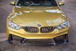 3DDesign BMW M4 Carbonfiber Dynamics Tuning Bodykit Aerodynamik Kit Carbon Sportwagen 3.0 TwinPower Turbo Reihensechszylinder Front
