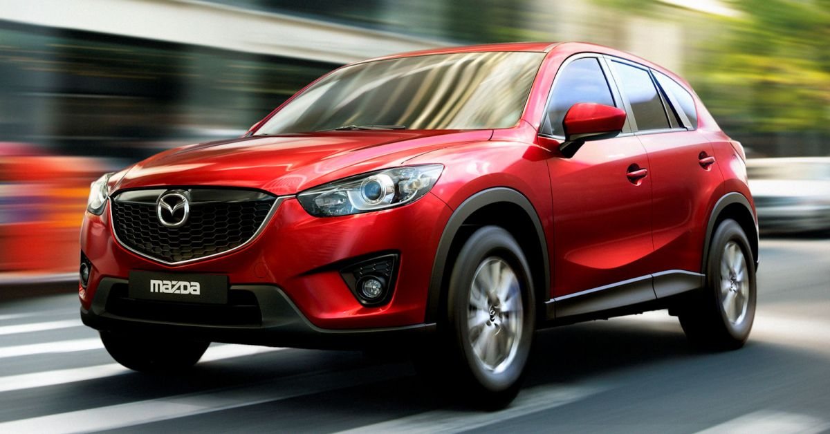 mazda cx 5 mit 4 6 litern neuer benchmark unter den. Black Bedroom Furniture Sets. Home Design Ideas
