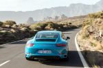 porsche 911 carrera s 2016 test 991 sechszylinder biturbo boxermotor pdk doppelkupplungsgetriebe sport chrono paket ptv plus torque vectoring quersperre pasm pcm internet smartphone porsche car connect probefahrt fahrbericht review verdict heck