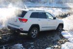Jeep Grand Cherokee 5.7 V8 HEMI Test - Seite Ansicht seitlich