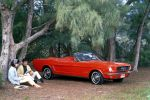 Ford Mustang Cabrio 1965 Muscle Car Pony Car Sportwagen