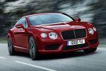 Bentley Continental GT 4.0 V8 Biturbo Front Seite Ansicht