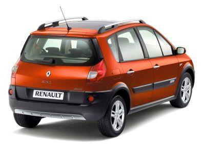Renault Scenic 2007. 2007 Renault Scenic Conquest
