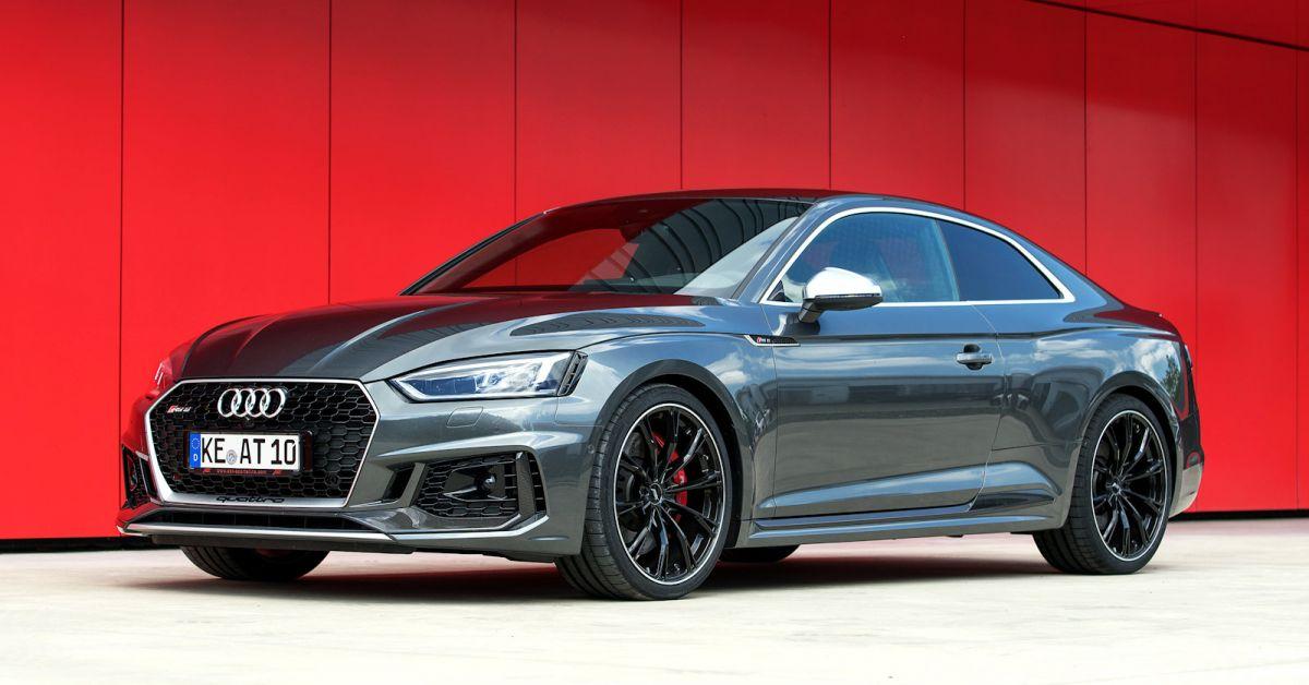 Abt Audi Rs5 Der Preis Fur 510 Ps Speed Heads
