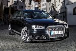 Abt Sportsline Audi RS4 Avant Kombi 4.2 V8 DR Front Seite Ansicht