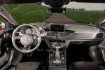 Abt Sportsline Audi RS6 Avant 2013 Performance Kombi 4.0 TFSI V8 Biturbo Interieur Innenraum Cockpit