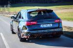 Abt Sportsline Audi RS6-R Avant 2014 Performance Kombi 4.0 TFSI V8 Biturbo Bodykit Aerodynamik DR Heck