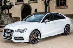 Abt Sportsline Audi S3 Limousine Sedan A3 2.0 TFSI Turbo quattro Allrad Sportversion Kompaktsportler DR Abt Power New Generation Front Seite