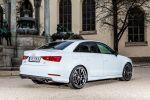 Abt Sportsline Audi S3 Limousine Sedan A3 2.0 TFSI Turbo quattro Allrad Sportversion Kompaktsportler DR Abt Power New Generation Heck Seite