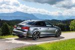 Abt Sportsline Audi S3 Limousine Sedan A3 2.0 TFSI Turbo quattro Allrad Tuning Leistungssteigerung Sportversion Kompaktsportler FR Abt Power S Heck Seite