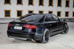 Abt Sportsline Audi S8 Performance Limousine 4.0 V8 Biturbo Gun Metal DR Felge Heck Seite