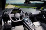Abt Sportsline Audi TT Roadster 2.0 TFSI quattro 8S Cabrio Sportwagen Vierzylinder Turbo Tuning Leistungssteigerung Interieur Innenraum Cockpit
