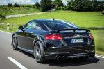 Abt Sportsline Audi TTS Coupe 2.0 TFSI quattro Sportwagen Vierzylinder Turbo Tuning Leistungssteigerung Leichtmetallräder FR Bodykit Fahrwerk Heck Seite