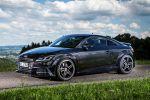 Abt Sportsline Audi TTS Coupe 2.0 TFSI quattro Sportwagen Vierzylinder Turbo Tuning Leistungssteigerung Leichtmetallräder FR Bodykit Fahrwerk Front Seite