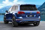 Abt Sportsline VW Volkswagen Touareg 3.0 TDI 2015 4MOTION Allradantrieb Sportpaket SUV Offroader Diesel Bodykit Aerodynamikkit Tuning Leistungssteigerung Abt Level Control Heck Seite