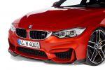 AC Schnitzer BMW M4 3.0 TwinPower Turbo Reihensechszylinder Carbon Aerodynamik Leistungssteigerung Tuning Fahrwerk Front