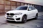 AC Schnitzer BMW X6 M F86 SUV Coupe 4.4 V8 Leistungssteigerung Tuning Felgen Räder AC1 Fahrwerk Aerodynamik Komponenten Bodykit Bonnet Vents Front Seite