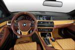 AC Schnitzer ACS5 Sport S BMW 5er 550i F10 4.4 V8 Twin Power Turbo Sports Trim Interieur Innenraum Cockpit