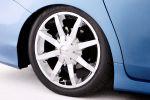 Toyota Sienna Swagger Wagon Supreme SE V6 Chrom Felgen B.A.D. Company Stretch Van