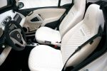 Brabus Ultimate Electric Drive Smart Fortwo EV Vehicle Elektroauto Interieur Innenraum Cockpit