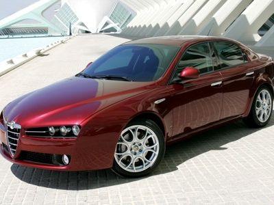 Alfa Romeo 159 2.4 JTDM 20V Q4: Jetzt mehr Diesel-Power und ...
