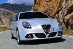 Alfa Romeo Giulietta Super DNA 1.4 TB VDC Front