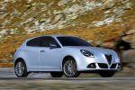 Alfa Romeo Giulietta Super DNA 1.4 TB VDC Front Seite