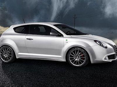 Alfa Romeo MiTo 1.4 Quadrifoglio Verde QV Rennsemmel