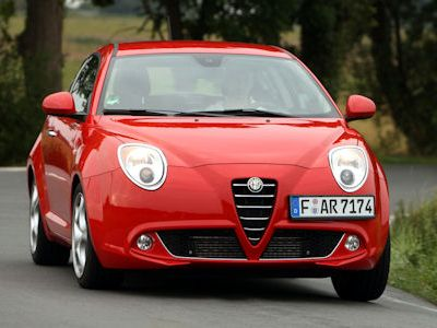 Alfa Romeo MiTo Super 1.3 JTDM 16V Eco Turbo Diesel VDC DNA