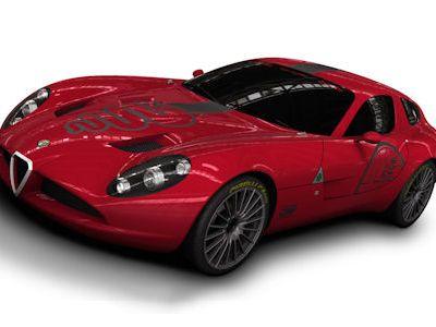 Zagato on Alfa Romeo Tz3 Corsa Zagato  Der Einmalige Traumrennwagen   Forum