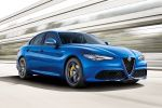 Alfa Romeo Veloce Q4 Allradantrieb 2.0 Turbobenziner 2.2 Turbodiesel Sport Lusso Mopar Geschwindigkeit Performance schnell Performance Limousine DNA Dynamic Natural Advanced Efficient Front Seite