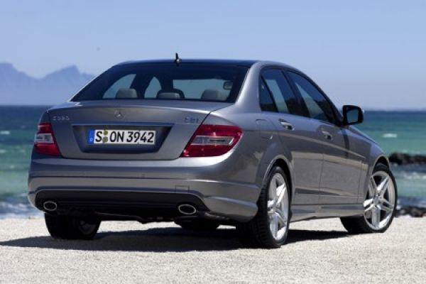 Alle Daten Und Fotos Die Neue Mercedes Benz C Klasse Speed Heads