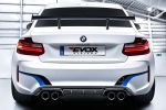 Alpha-N Performance BMW M2 Coupe F87 Tuning Leistungssteigerung Chiptuning Aerodynamik Kit Sportwagen Kompaktsportler 3.0 TwinPower Turbo Reihensechszylinder Overboost M DKG Doppelkupplungsgetriebe Sportabgasanlage Öhlins Road Track Gewindefahrwerk Domlager OZ Racing Ultraleggera HLT Felgen Räder Heck
