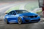 Alpha-N Performance BMW M4 3.0 TwinPower Turbo Reihensechszylinder Leistungssteigerung Tuning Aerodynamik Carbon EVOX Multikanal Chiptuning Box Front Seite