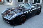 Anderson Germany Ferrari 599 GTB Gran Turismo V12 Sportwagen Front Seite Ansicht