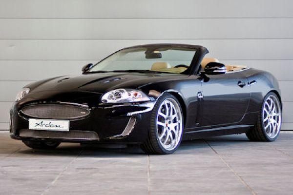 arden jaguar xkr cabrio wenn 510 ps nicht mehr reichen. Black Bedroom Furniture Sets. Home Design Ideas