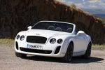 Bentley Continental Supersports Cabrio 6.0 W12 Front Ansicht