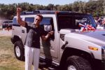 Hummer H2 V8 Arnold Schwarzenegger Hollywood Star Ikone Schauspieler