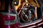 Aston Martin Cygnet by Q Interieur Innenraum Brompton Klappfahrrad Faltfahrrad