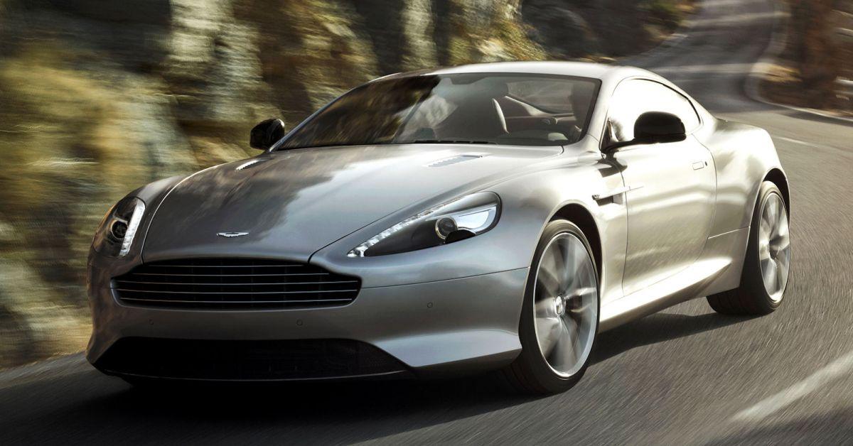 Aston Martin Db9 2013 Jetzt So Stark Wie Das James Bond Auto Speed Heads