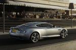 Aston Martin DB9 6.0 V12 Sport GT Grand Tourer AM11 Track CCM Bremse Carbon Ceramic Matrix Heck Seite Ansicht