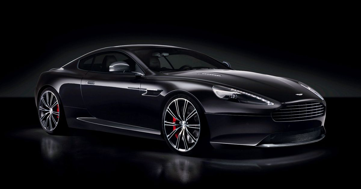 Aston Martin Db9 Carbon Edition Schwarzes Gold Kann So Schön Sein Speed Heads